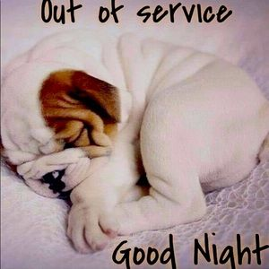 💤 See y'all in the morning! Tag below if needed!
